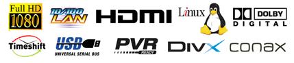 Vu+ Funzioni Multimediali